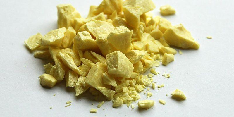 karbon-sulfur