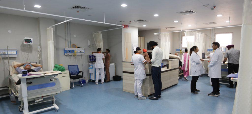 hastane ortam ölçümü